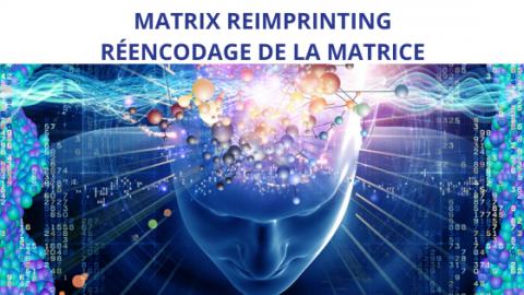 Le réencodage de la matrice (Matrix Reimprinting)