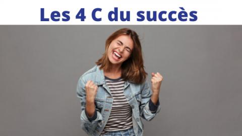 Les 4 C du succès